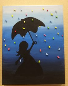 3D Painting (Silhouette)