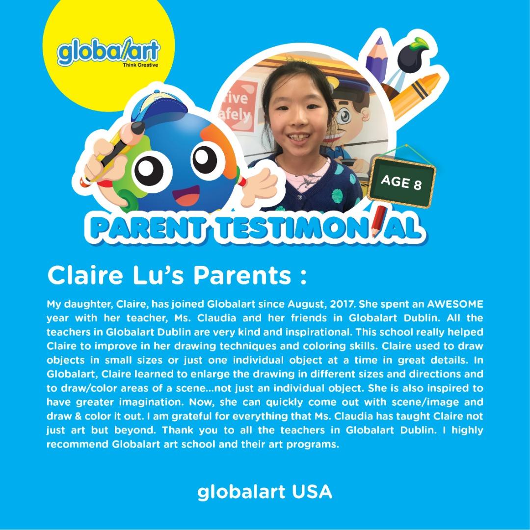 Claire Lu