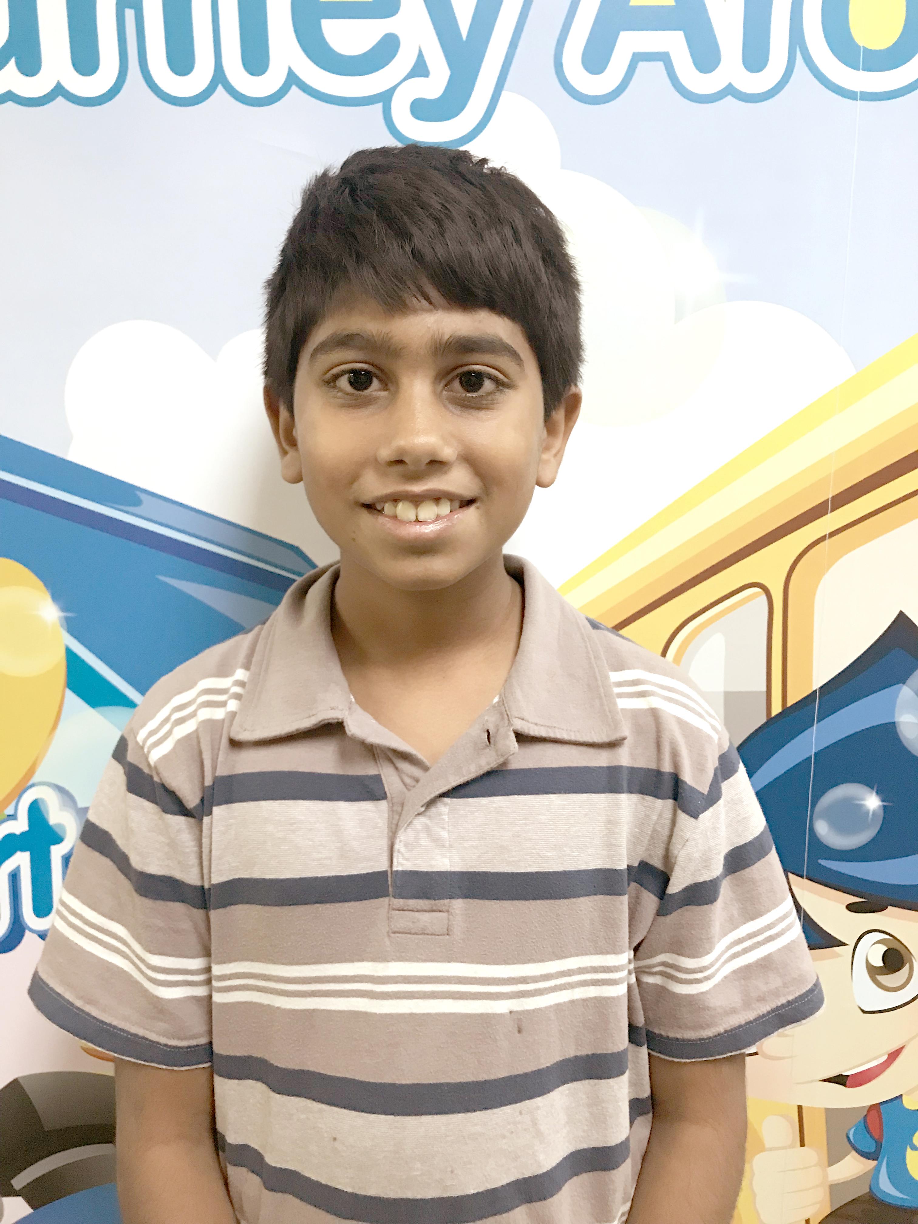 Sanjay Ravishankar